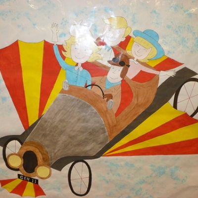 "Chitty Chitty Bang Bang 2015 546 • <a style=""font-size:0.8em;"" href=""http://www.flickr.com/photos/43862256@N03/18712891721/"" target=""_blank"">View on Flickr</a>"