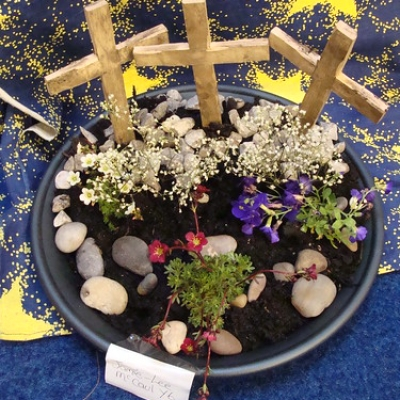 "Easter Garden Competition • <a style=""font-size:0.8em;"" href=""http://www.flickr.com/photos/43862256@N03/5845335267/"" target=""_blank"">View on Flickr</a>"