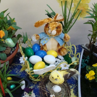 "Easter Garden Competition • <a style=""font-size:0.8em;"" href=""http://www.flickr.com/photos/43862256@N03/5845337923/"" target=""_blank"">View on Flickr</a>"