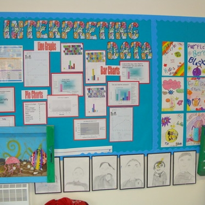 """Numeracy display spring term • <a style=""""font-size:0.8em;"""" href=""""http://www.flickr.com/photos/43862256@N03/5845982096/"""" target=""""_blank"""">View on Flickr</a>"""
